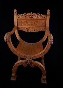 Chaise de Thomas Owen